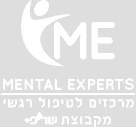 לוגו ME בלבן