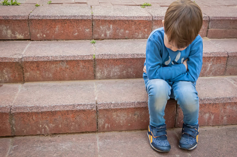 איך אפשר לדעת אם הילד עובר פגיעה בגן?