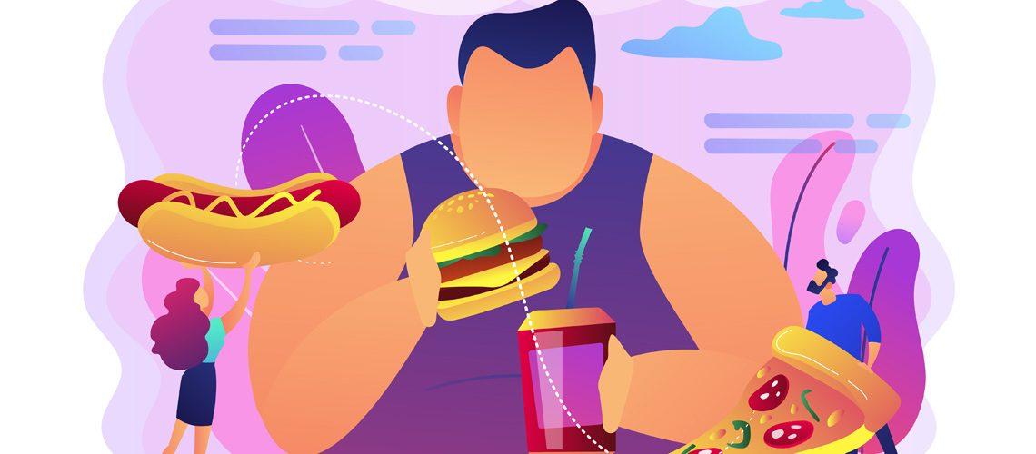 האם יש קשר בין הפרעת אכילה כפייתית להפרעות קשב וריכוז?