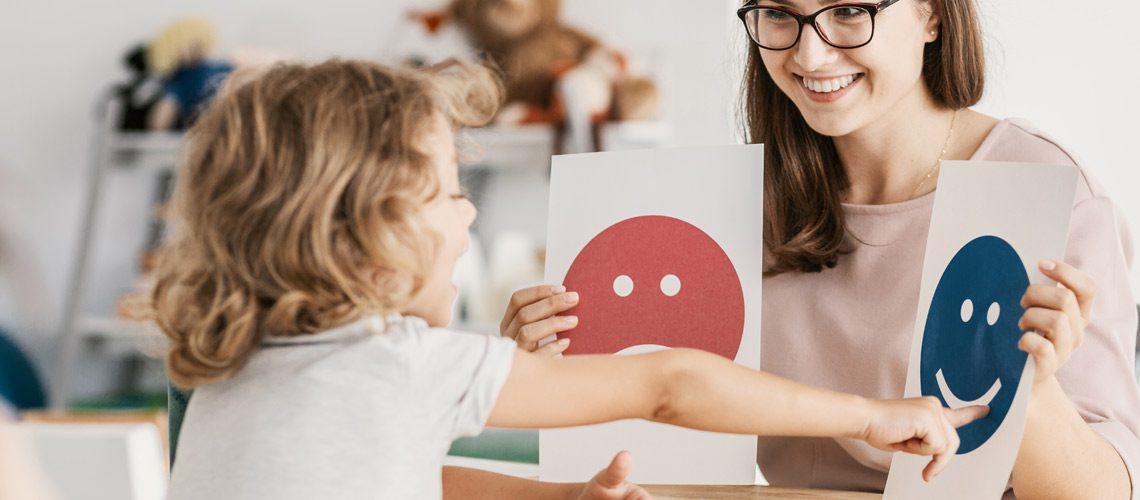 טיפול רגשי לילדים